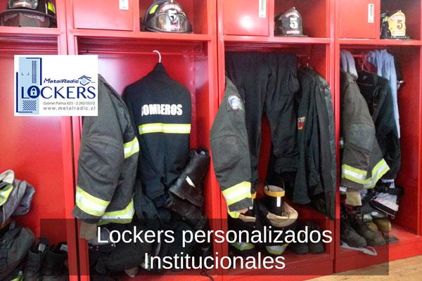 Lockers Institucionales